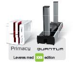 Cardpresso leveres med Primacy og quantuum