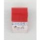 Fargebånd Datacard Rødt IC4,285
