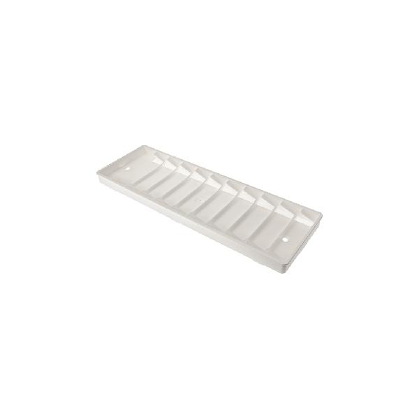 Korthylle 10 kort hvit