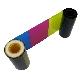 Fargebånd Datacard SR 200/300 ampers RP 90 Fargebånd YMCKUV