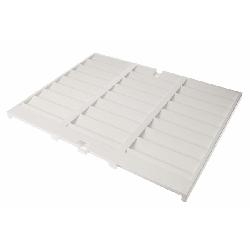 Korthylle 24 kort hvit