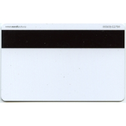 Plastkort hvite Hico 2750 + EM
