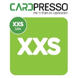 Programvare cardPresso Upgrade XXS Lite to XXS
