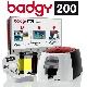 Evolis Badgy200 + software, fargebånd og 100 kort