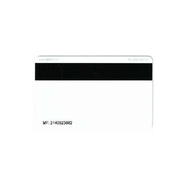 Mifare Classic 1k kort med magnetstripe