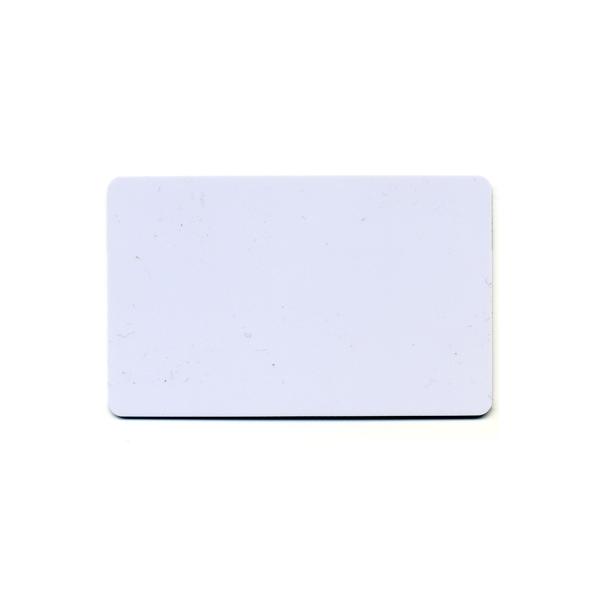 Plastkort hvite EM