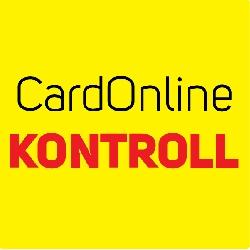 CardOnline KONTROLL