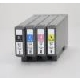 Magneta Ink Cartridge for SCC-4000D (100ml/Cartridge)