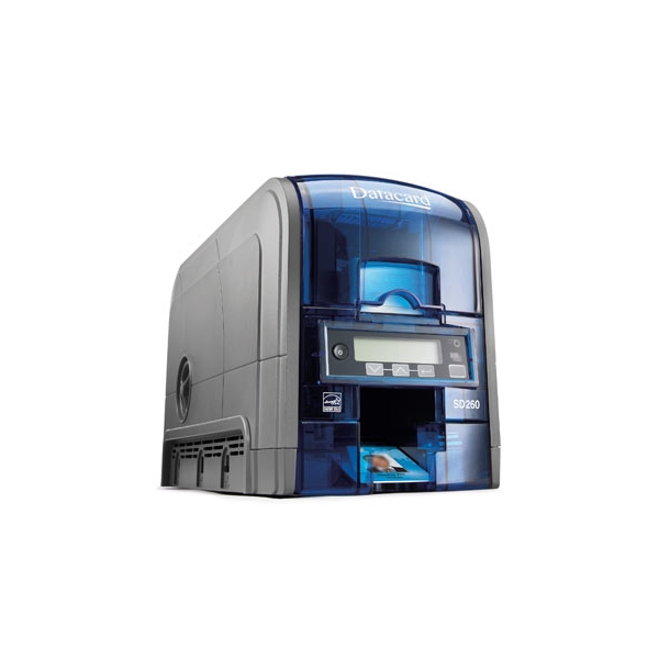 DataCard SD260 printer med magnetstripe ( Clear card)