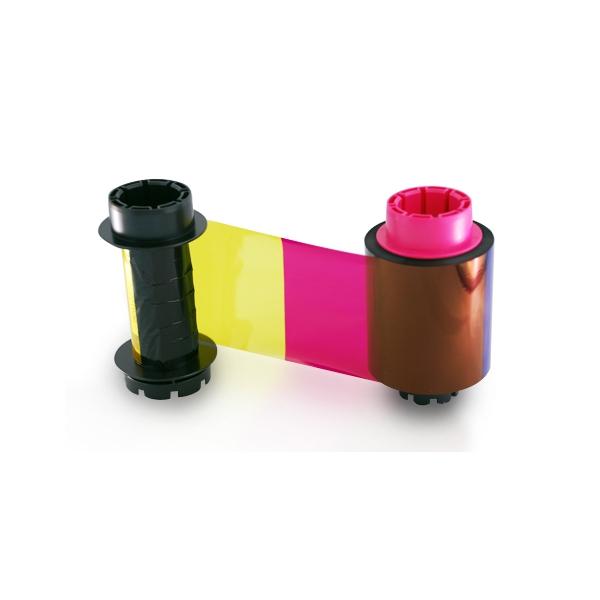Fargebånd NISCA YMCK Ribbon - PR-C201 Retransfer Printer