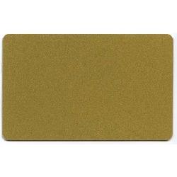 Plastkort Gull