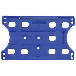 Kortholder Cardkeep2 blå, kun holder