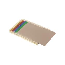 Kortholder Cardkeep5 transp, kun holder