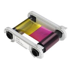 Fargebånd EVOLIS Zenius / Primacy YMCKO 200 kort
