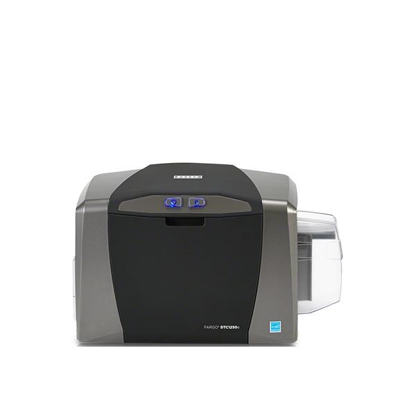 Fargo DTC1250e plastkortprinter ensidig m/ magnetstripekoder