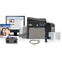 Fargo DTC4250e plastkortprinter ensidig PAKKE