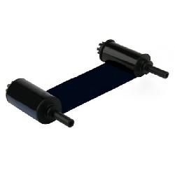 Fargebånd NiSCA Sort bånd - PR-C101 1000 print