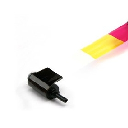 Fargebånd NiSCA YMCKO bånd til PR-C101 250 print