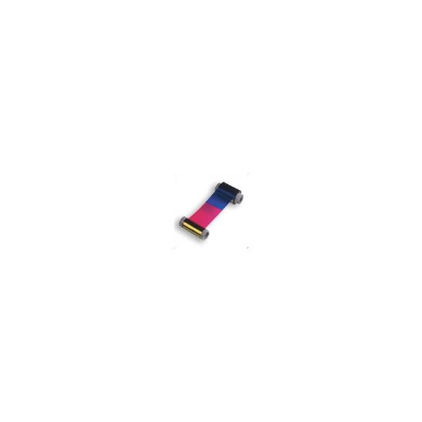 Fargebånd Fargo YMCKO 250 kort