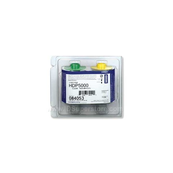 Fargebånd Fargo Retransfer Film 1500 kort (HDP5000)