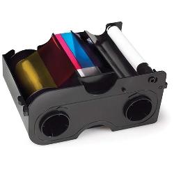 Fargebånd DTC4000 YMCKOK - 200 kort