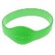 Armbånd Mifare 1k Grønn 50mm m/UID