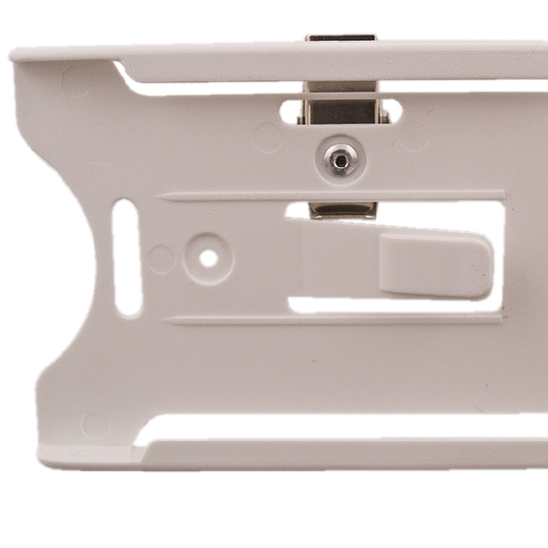 Kortholder Cardkeep5 hvit, horisontal