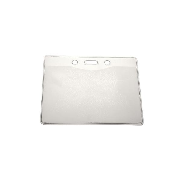 Kortholder Besøkslomme 115H X 120B mm transp