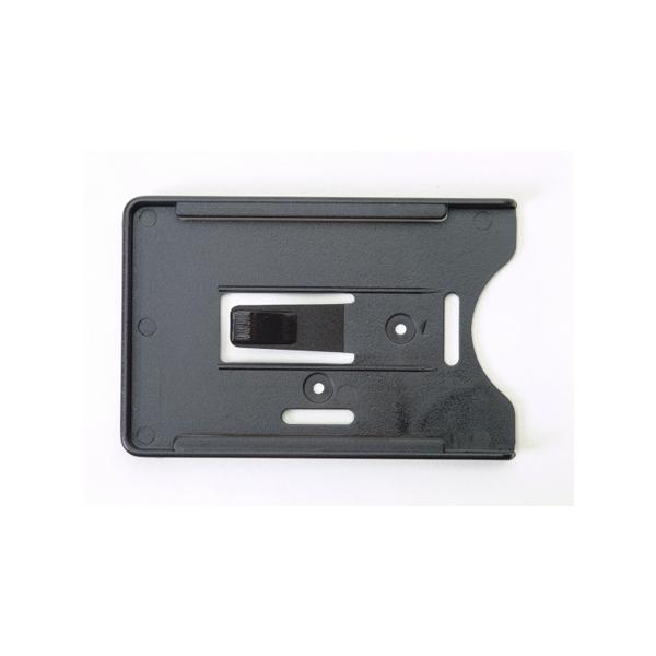 Kortholder Cardkeep5 sort, vertikal