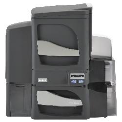 Fargo DTC4500e plastkortprinter tosidig ensidig laminator