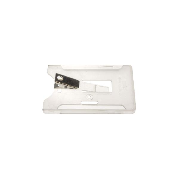 Kortholder Cardkeep5 transp, vertikal