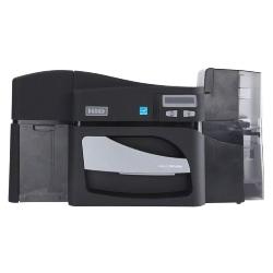 Fargo DTC4500e plastkortprinter tosidig med Omnikey 5121-25