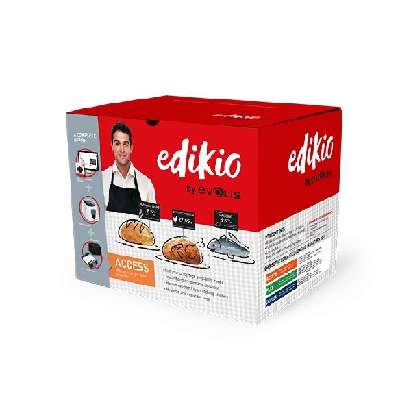 Evolis EDIKIO ACCESS Matvare -og prismerking system