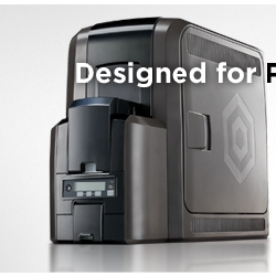 DataCard CR805 Plastkort printer Retransfer