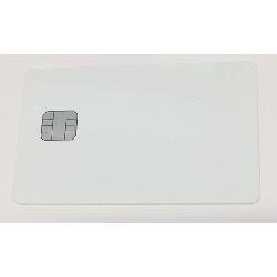 Plastkort hvite HiCo 2750 + Mifare4k + Multos