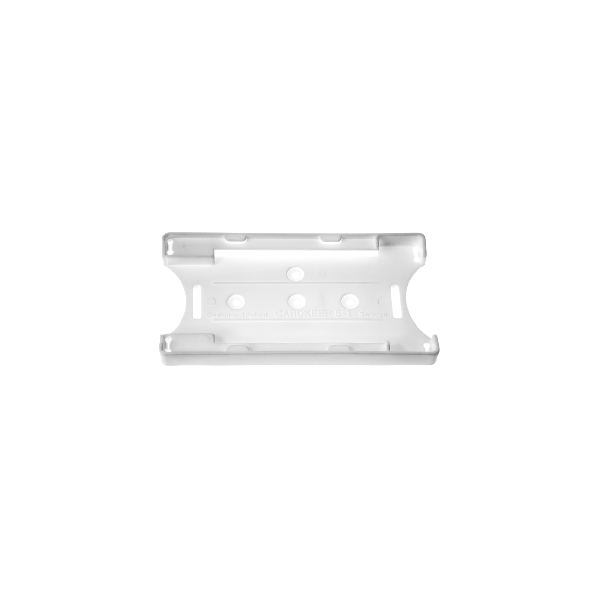 Kortholder Cardkeep5+1 hvit, kun holder