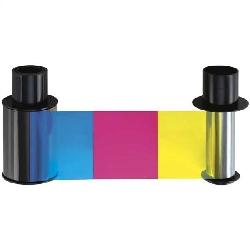 Fargebånd Fargo YMCKO 500 kort DTC1500
