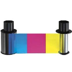 Fargebånd Fargo YMCKK 500 kort (HDP5600)