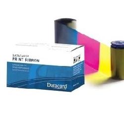 Fargebånd Datacard CR805 DuraGard Laminate, 1.0 mil, Clear,
