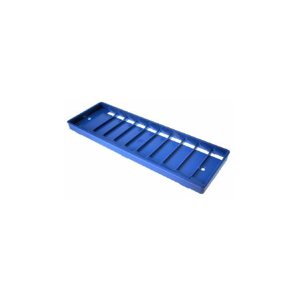 Korthylle 10 kort blå