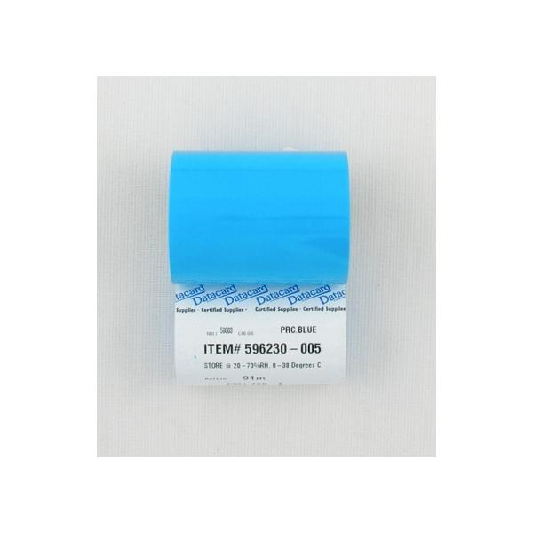 Fargebånd Datacard Process Blå ICS/ICE,280 (900 kort)