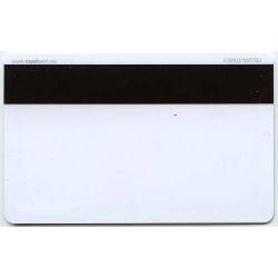 Plastkort hvite Hico 2750 + MIFARE 4k