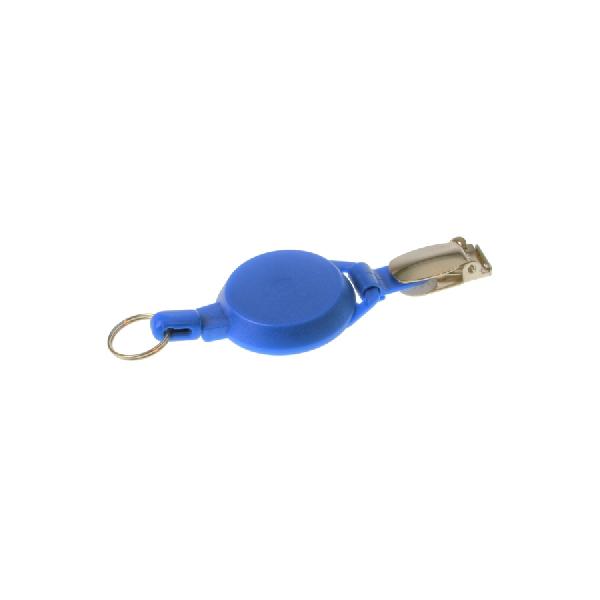 Jojo med bukseseleklips og nøkkelring blå (e3)