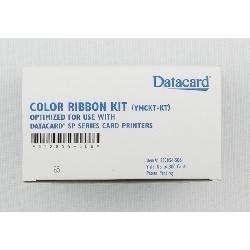 Fargebånd Datacard SP55/75 YMCKT - KT kit(300 kort)