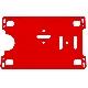 Kortholder Cardkeep rød, kun holder
