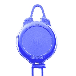 Jojo m/bøyle ampers krok lysblå