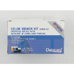 Fargebånd Datacard SP55/75 YMCK - K (500 kort)