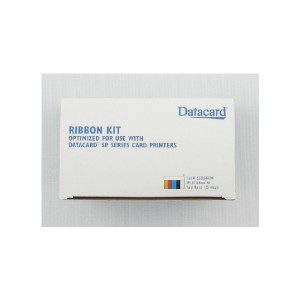 Fargebånd Datacard SP25 YMCKT kit(125 kort)