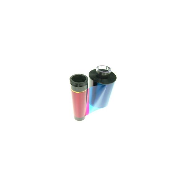 Turbo UR1 YMCKO Full Colour Bånd for Magicard Printer - 250