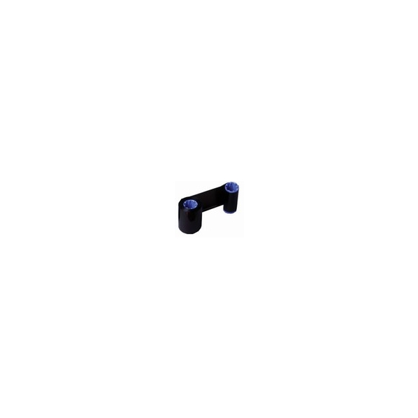 Turbo UR3 Black Resin Bånd for Magicard Printer -1000 kort